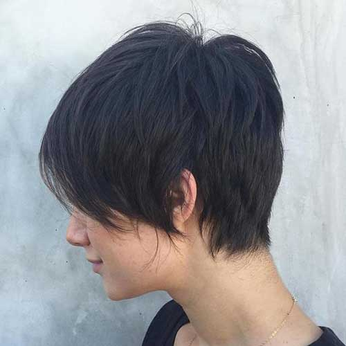 Layered Short Haircuts For Woman In 2018 8