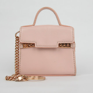 Delvaux Leather Bag Charm