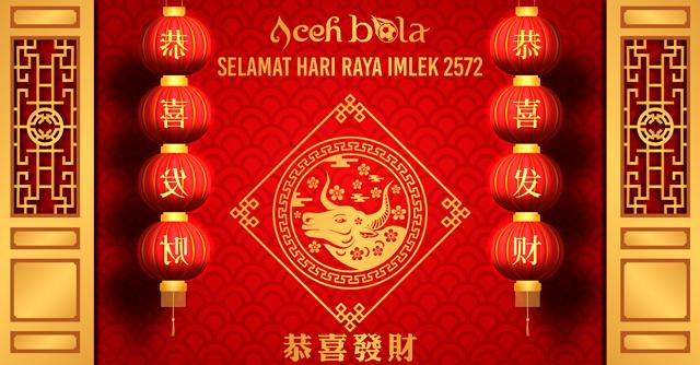 SELAMAT HARI RAYA IMLEK 2572