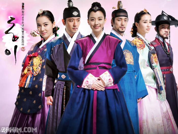 Ảnh trong phim Hoàng Cung Dậy Sóng - Dong Yi 1