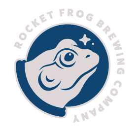 Rocket Frog Brewing logo