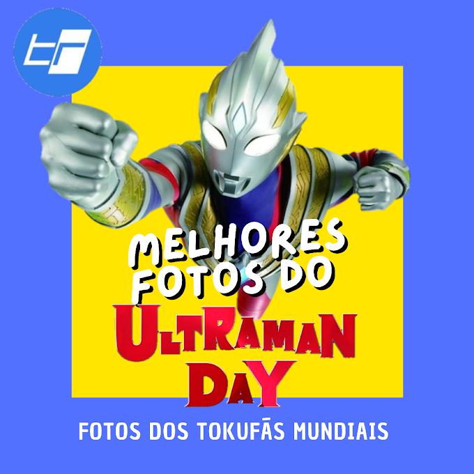 Melhores fotos do Ultraman Day