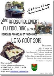 20190818 Le Fidelaire