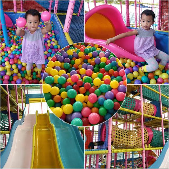 Giant Kids Playground ACE Hardware