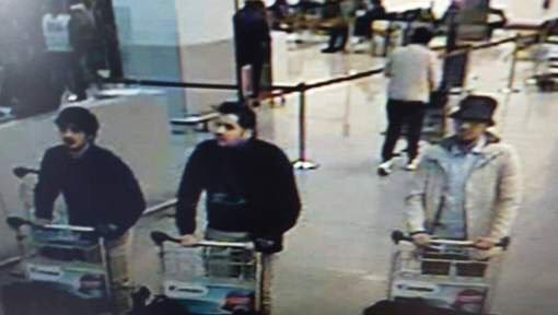 Photos of Brussels terrorists released