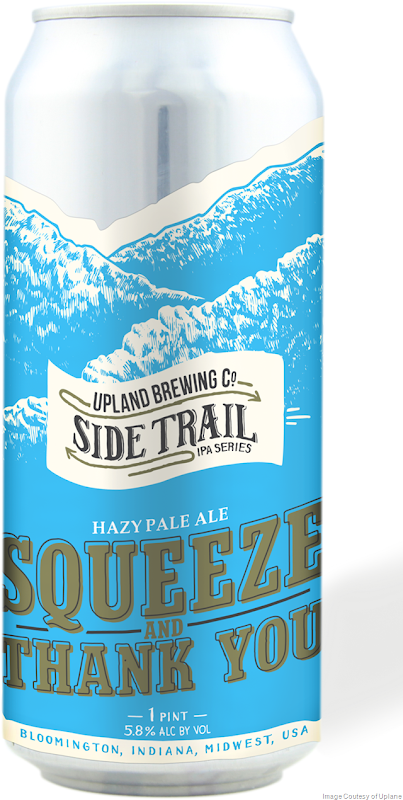 Upland Adding Side Trail Series Squeeze & Thank You Cans