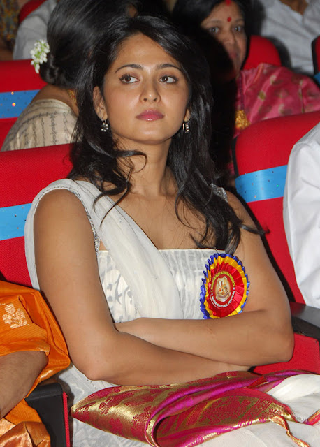 Anushka Setty at TSR Awards function