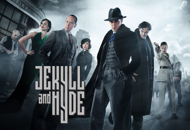 Jekyll and Hide (ITV) poster