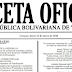 Gaceta-Oficial.blogspot.com | Gaceta Oficial de Venezuela