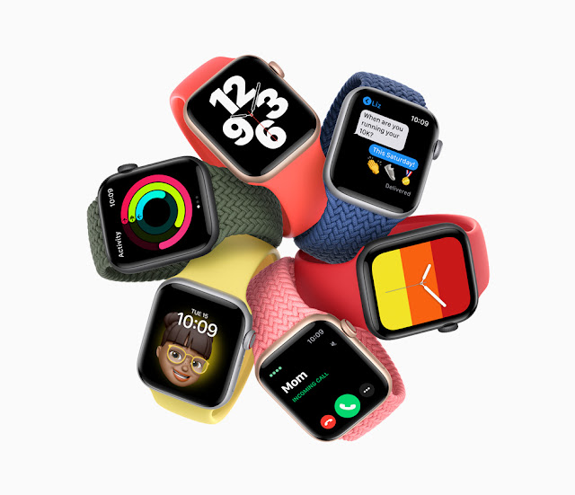 Apple Watch SE revealed: a budget watch for everybody!
