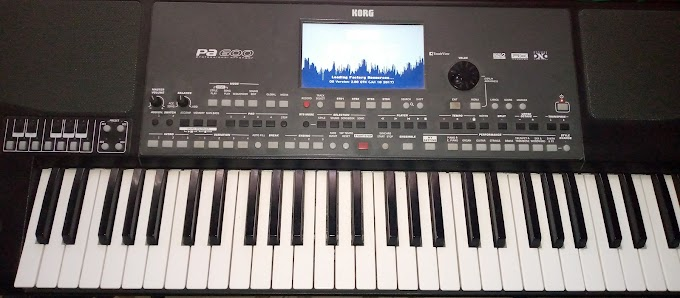 SET KORG PA 600 FULL MIX SOUND  and style FREE DOWNLOAD