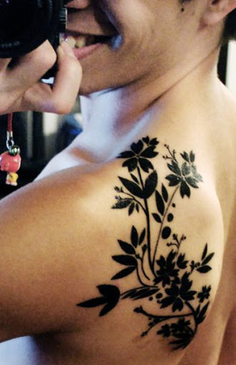 best shoulder tattoo ideas