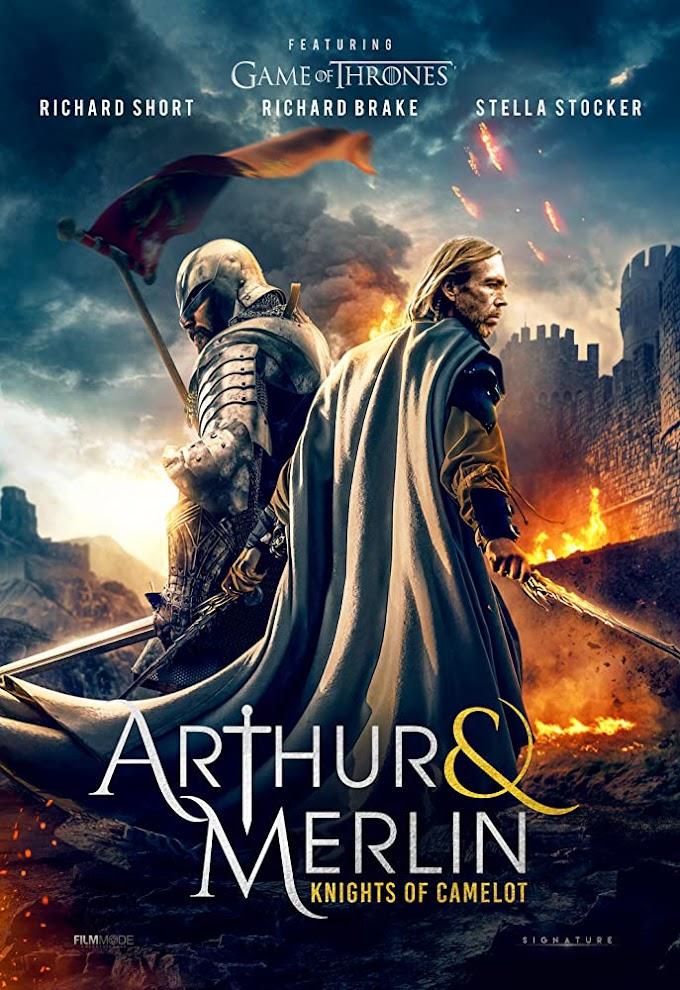 [Movie] Arthur & Merlin: Knights of Camelot (2020)