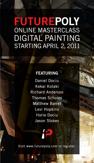 Digital Painting workshop 8 weeks course online