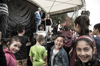 Familienfest Drosselstrasse