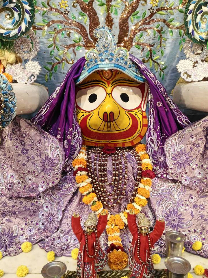 ISKCON Rajkot Deity Darshan 01 Jan 2017 (7)