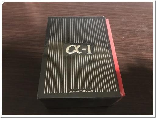 IMG 4487 thumb - 【カクカク】「VOOPOO Alfa One 222W」(ヴープー・アルファワン)レビュー!90年代を思わせる独特のSF感あるハイパワーMOD、222Wを使いこなし、究極の爆煙マンを目指せ!【テクニカル/SF/デザイナーズ】