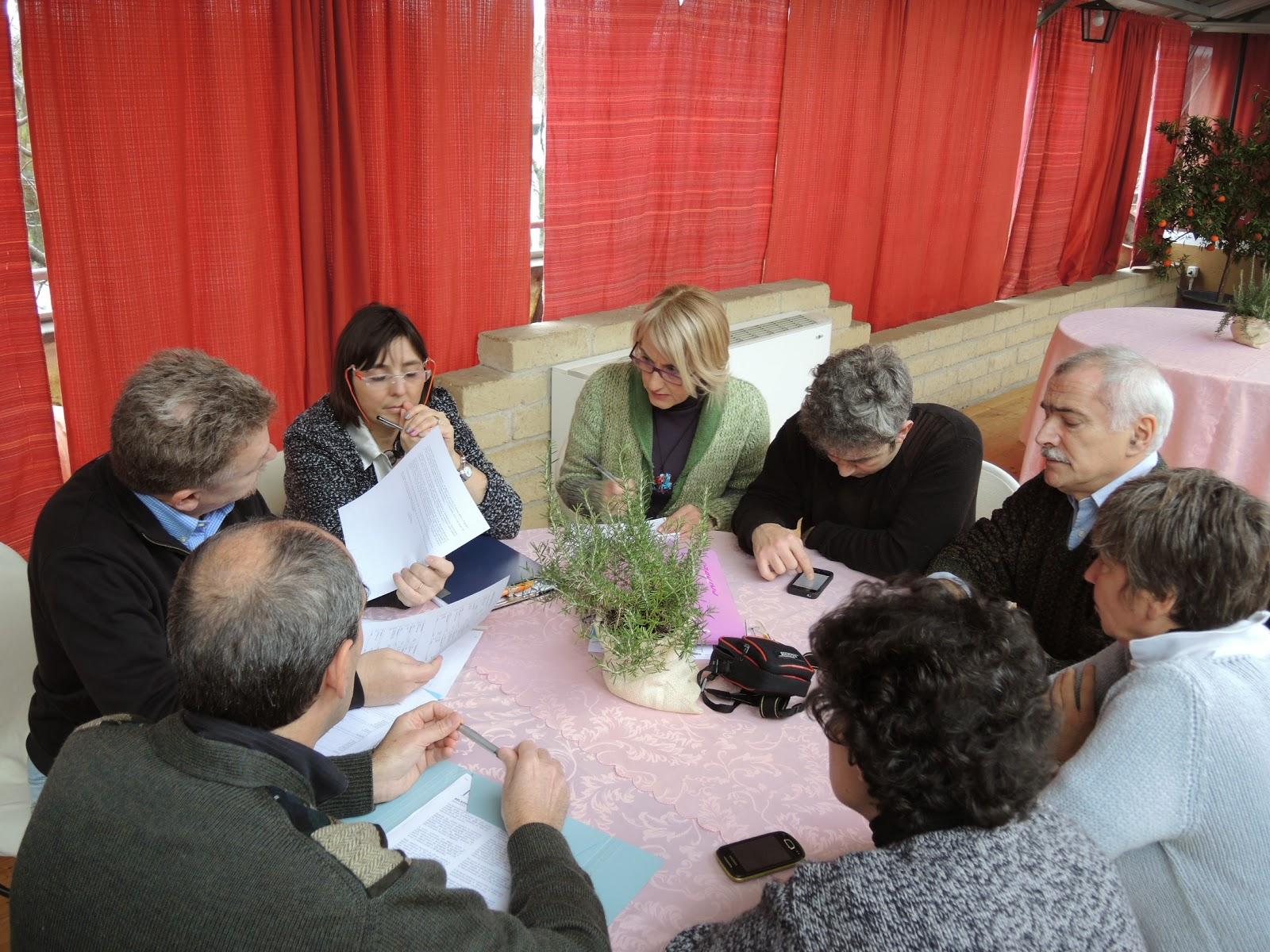 Assemblea e pranzo sociale della a.s.d. POLISPORTIVA PUNTO NORD.