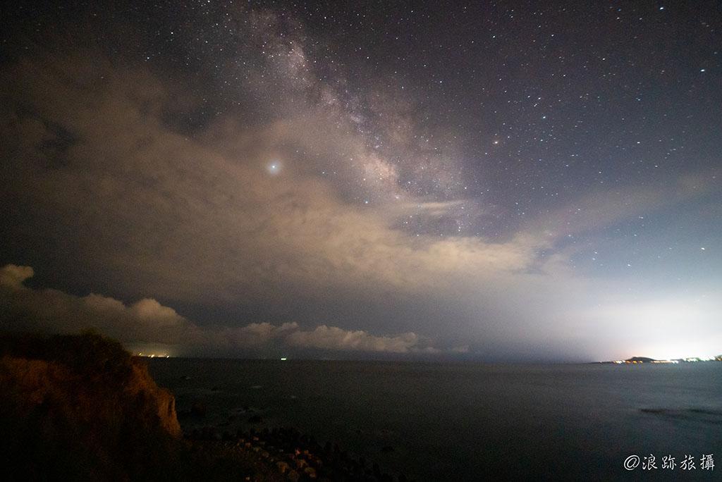 都蘭 銀河