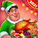 🎄Cooking Yummy-Restaurant Game icon