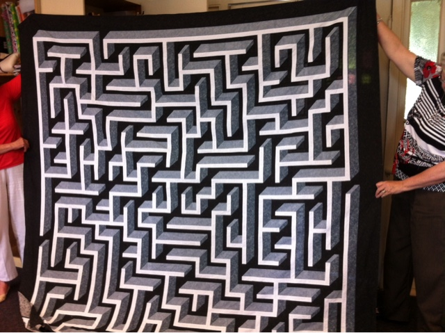 The Hunters Hill Quilters: September 2015 : labyrinth quilts - Adamdwight.com