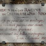 Chemin de Jean Racine : citation