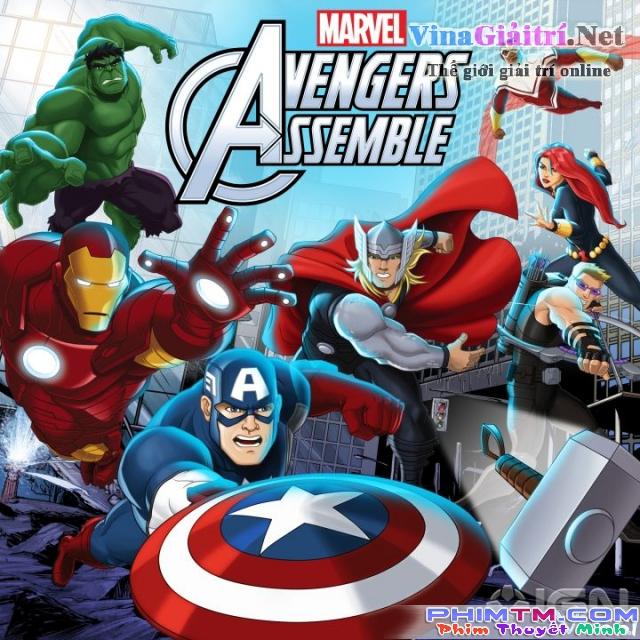Xem Phim Siêu Anh Hùng Phần 2 - Avengers Assemble Season 2 - phimtm.com - Ảnh 1