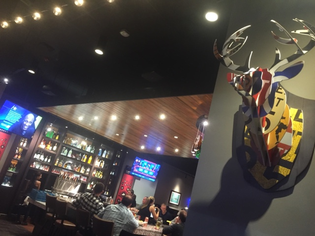 Bcheck Out The New Red Robin At Patriot Placeb