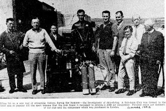 Photo: New Compressor for Kilkee, Summer 1962