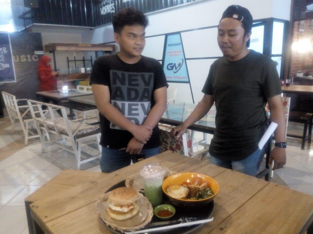 Owner Pasar Rewa A'Kio Ri GoWa-MO Sebut Tujuan Gelar Testfood