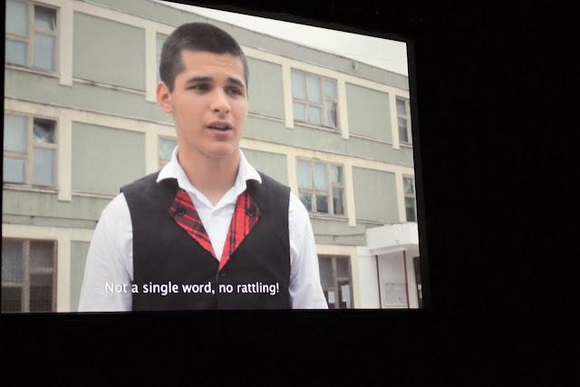 Lansare film documentar Ba se poate 1093