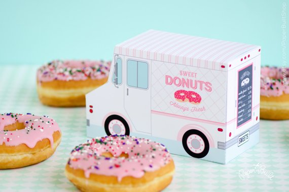 BEAUTIFUL DONUTS DIY DECORS FOR AMAZING LOOK 4