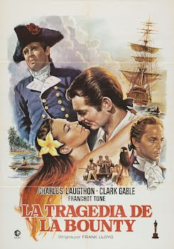Rebelión a bordo - Mutiny on the Bounty (1935)