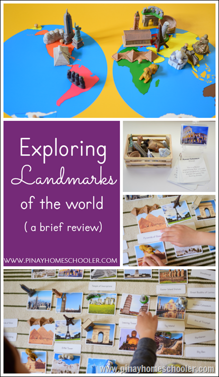 Exploring the Landmarks of the World