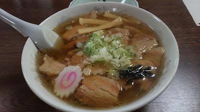 肉ラーメン / 赤れんが食堂(喜多方市)