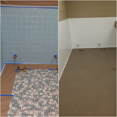 Concrete Floor Resurfacing, Tile Resurfacing 34
