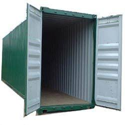 File photo of an empty container. PHOTO | OCEAN FREIGHT