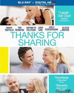 Rắc Rối Tình Dục - Thanks For Sharing poster