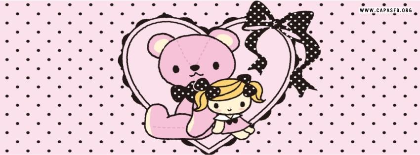 Ursinho e Boneca