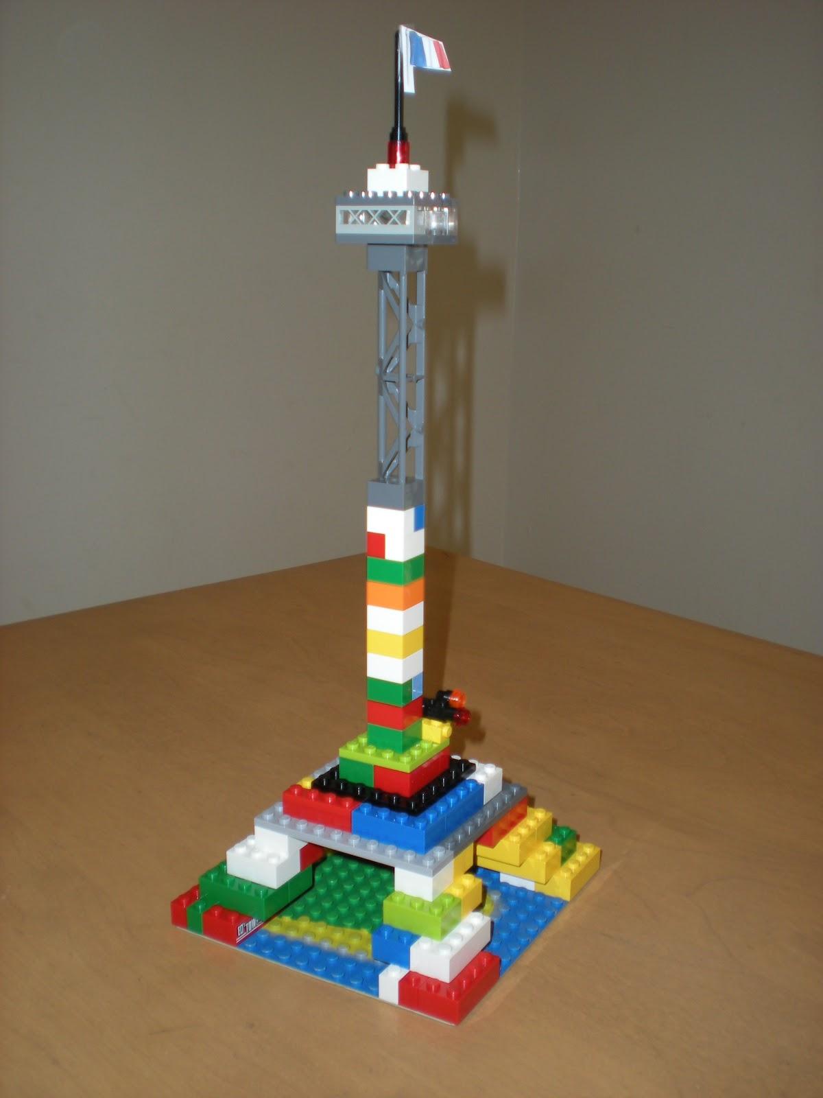 Ice Cream Elementary School Lego ThursdayMadelineParis