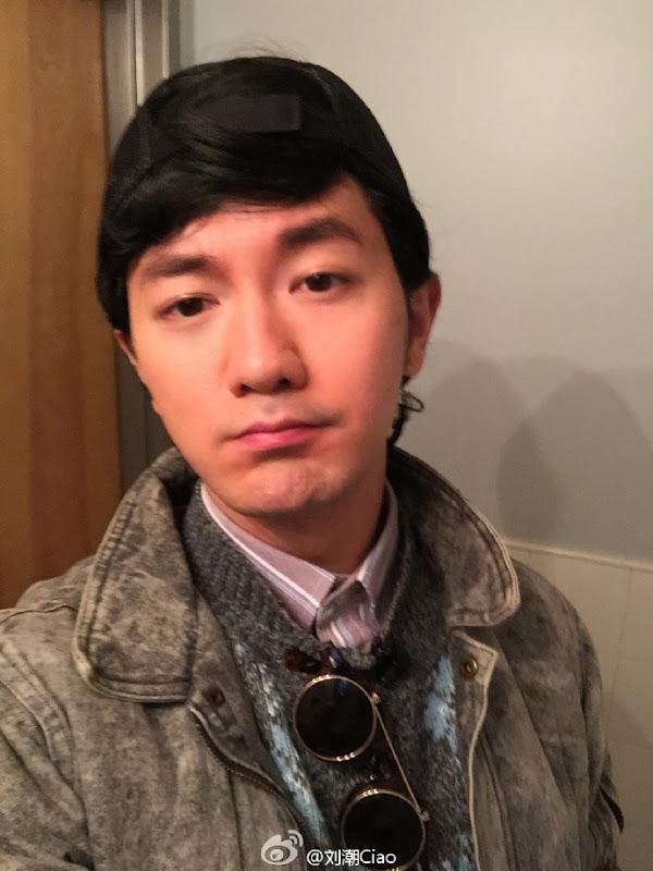 Ryan Liu Chao China Actor