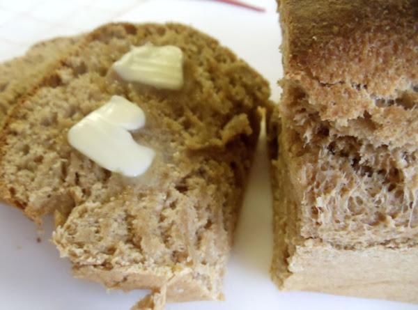 Kellie's  Honey Whole Wheat Bread Recipe