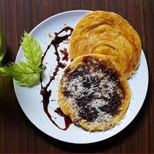 Roti Canai Chocolate