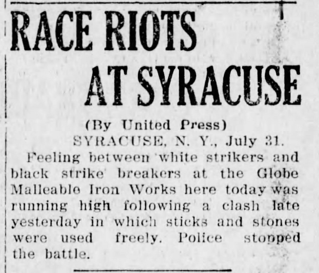 Race Riots of 1919 - The Red Summer This Map Journal depicts some of the race  riots that occurred during the Spring-Autumn months of the year 1919. The  riots chosen are from