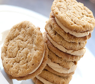 Oatmeal Peanut Butter Cookies III Recipes