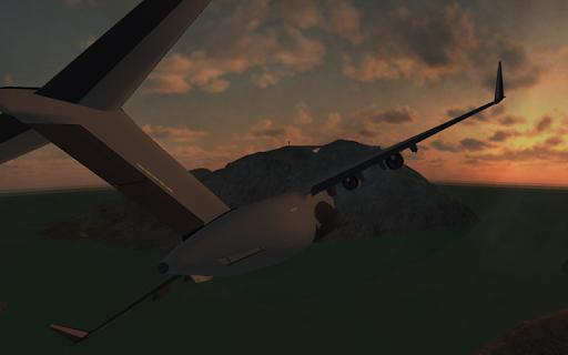 Cargo Plane Flight Simulator