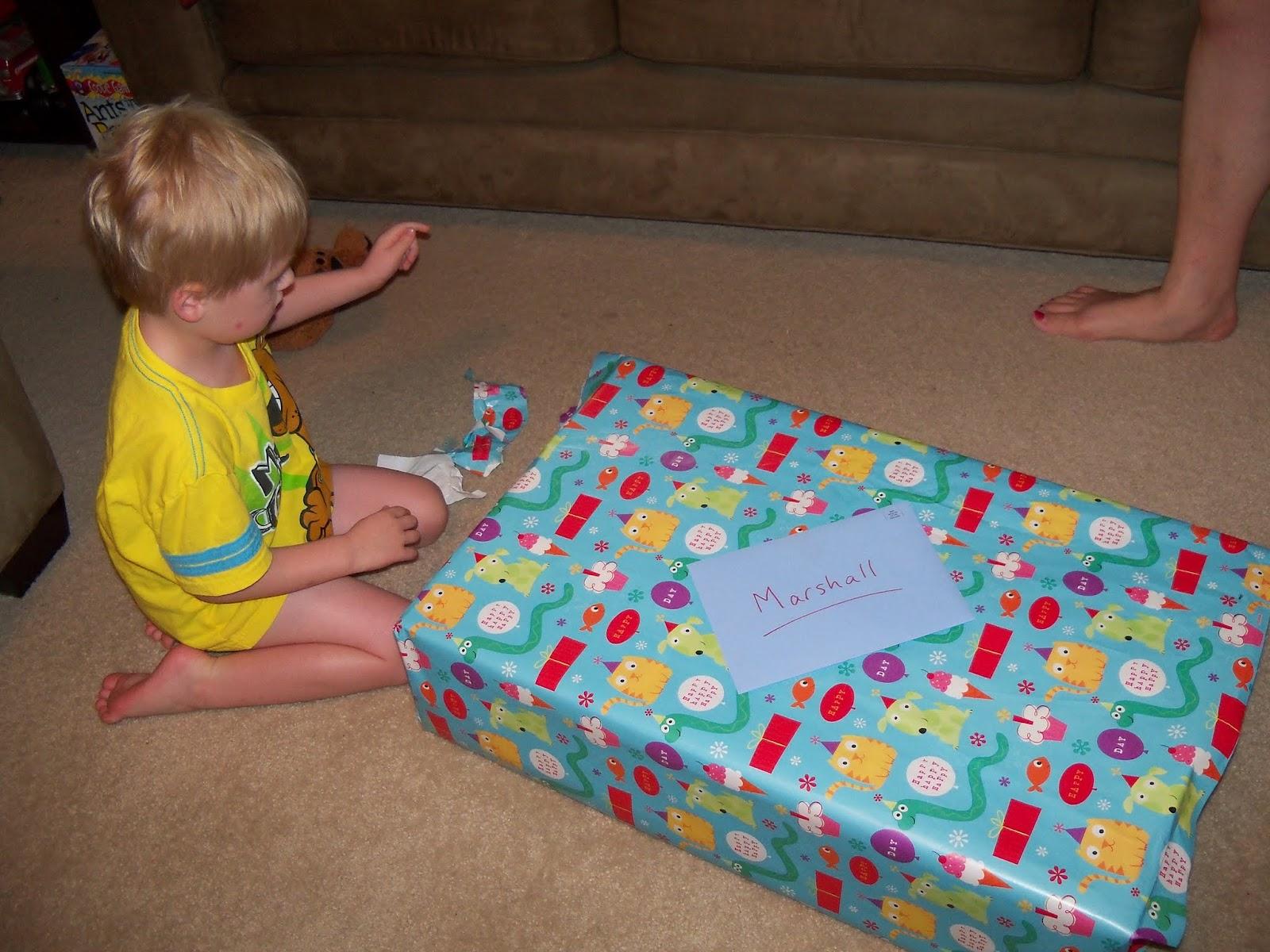 Marshalls Third Birthday - 116_8854.JPG