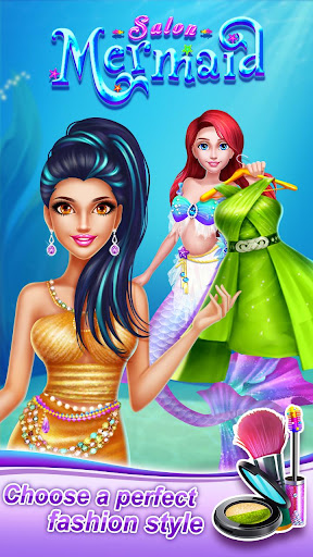 Mermaid Makeup Salon 2.8.3122 screenshots 2