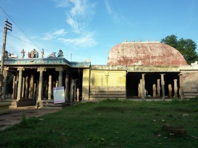 Sri Karpaganathar Temple, Thiruvalanchuzhi, Kumbakonam - 275 Shiva Temples
