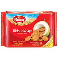 Harga Biskuit Roma Kelapa 300g